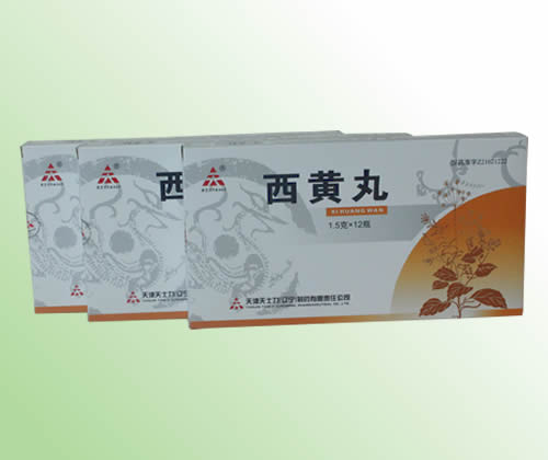 西黄丸(1.5克*12瓶)